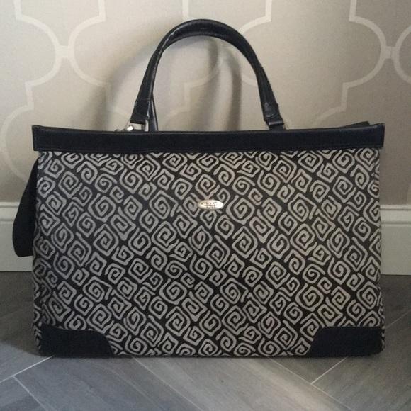 Diane Von Furstenberg Handbags - Diane Von Furstenberg Vintage Weekender Bag 229f2b931d